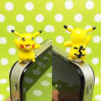 Cute Universal Dust Plug Cap Mobile Phone Tablet Charm Cover Case Accessories SH