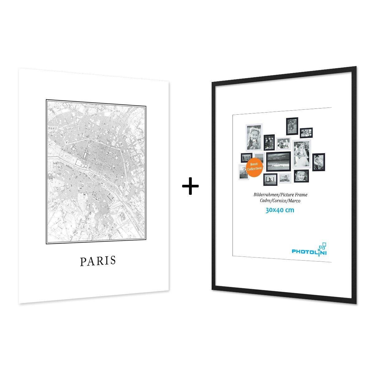 Großartig 30x40 Zoll Plakatrahmen Galerie - Benutzerdefinierte ...