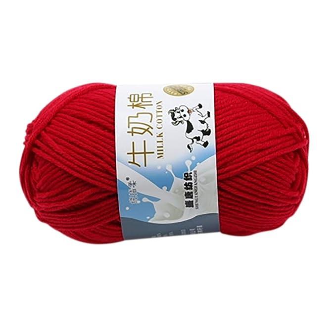 Dark Area Filato di lana di cotone caldo di alta qualità per la lavorazione  a maglia di filati per bambini