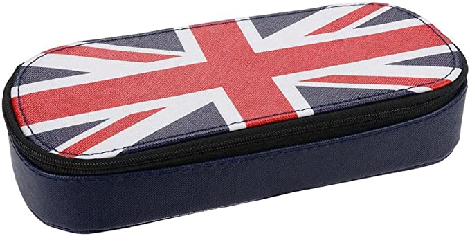 /19.5/x 8.5/x 4/cm B Gaddrt creative bandiera nazionale di matita tasca tela trousse scuola forniture Gift/