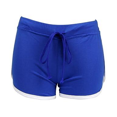Image Unavailable. Image not available for. Colour  Eleery Fashion Women s  Girls Hot Shorts Cotton Short Pants Casual Yoga Gym Sports Mini ... cbd0daec9e3