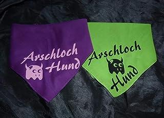 Hundehalstuch Arschlochund