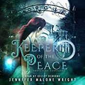 Keeper of the Peace: Graveyard Guardians, Book 2 | Jennifer Malone Wright