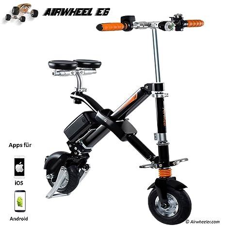 Airwheel E6, Scooter eléctrico Plegable Hombre, Hombre, E6 ...