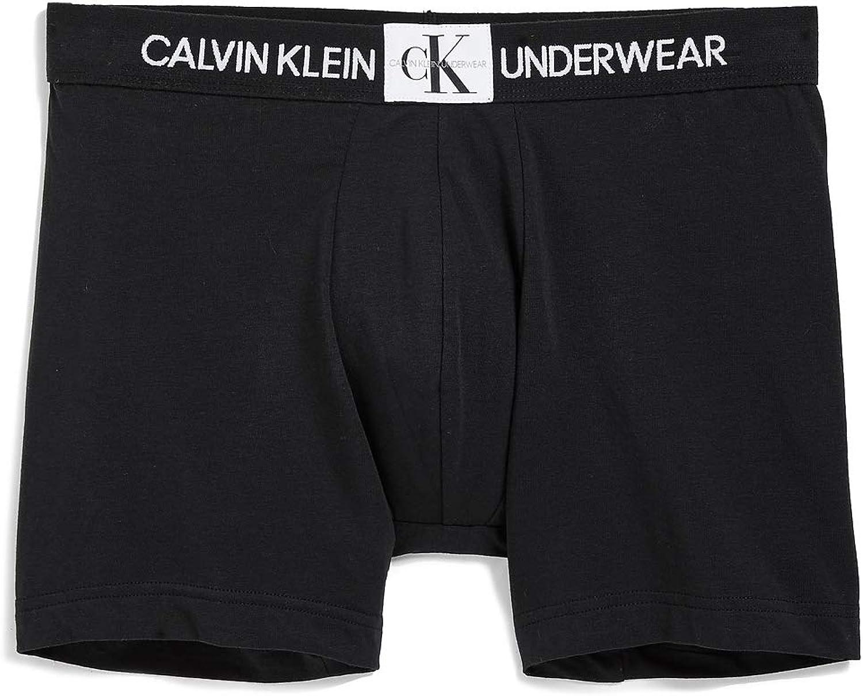 Calvin Klein Underwear Men's Monogram Cotton Boxer Briefs