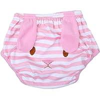 Bebé Lindo Algodón Pañal, Pantalón Respirable Recién nacido