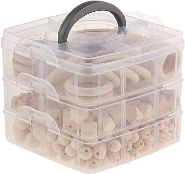 Tubayia Baby Zahnpflege Holz Beißring Teether Spielzeug Holz Tier Perlen Gemischt Förmig Set Diy Halskett Armband Spielzeug Geschenk Spielzeug