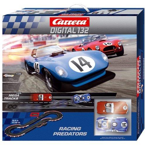 Racing Predators 1:32 Scale Digital Slot Car Set
