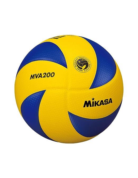 9 opinioni per Mikasa MVA200 Pallone Volley