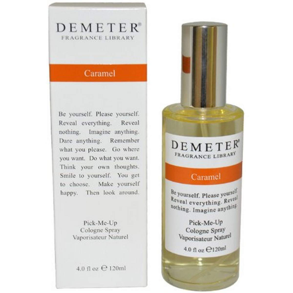 Demeter Caramel Women Cologne Spray, 4 Ounce