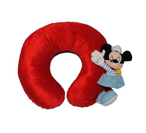 Disney Cuello Rollo con 3 de D Cojín Minnie Mouse - Ratón ...