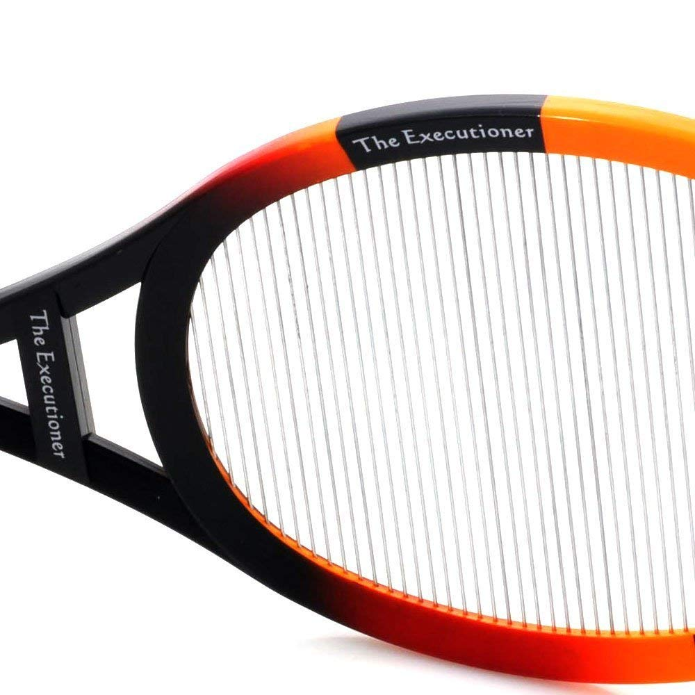 Sourcing4U The Executioner Fly Swat Wasp Bug Mosquito Swatter Zapper