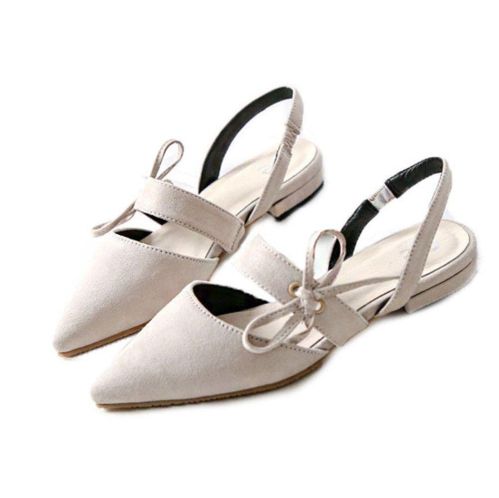 GTYW Zapatos De Mujer De Verano Zapatos Planos Sandalias Arcos De Cuadros Zapatos De Mujer Zapatos De Tacón Bajo Zapatos De Tacón Alto 35 EU|White