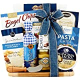 Wine Country Gift Baskets Meat and Cheese Collection (Packaging may vary)