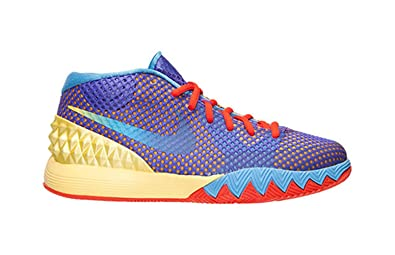 newest 94c25 7e7c5 Nike Kyrie 1 (GS) Size 6.5Y Purple  Buy Online at Low Prices in India -  Amazon.in