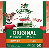 Greenies Dog Dental Treats Valentine Treats 36 oz