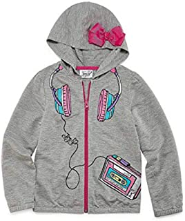 f155808c0 Amazon.com: Jojo Siwa By Danskin Girls' Big Long Sleeve Jacket: Clothing