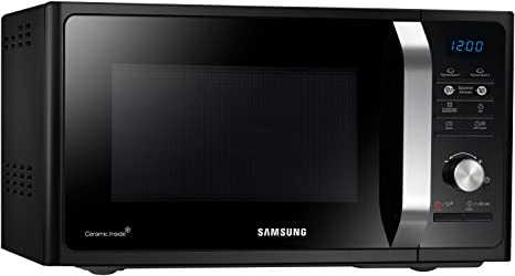Samsung MG23F302TAK - Microondas, color grafito: Amazon.es: Hogar