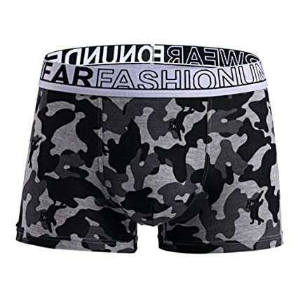 Amazon.com  JIEYA 2-Pack Cotton Underwear Couple Lovers Underwear  Camouflage His   Hers Briefs Tanga  Clothing e4840ec3c