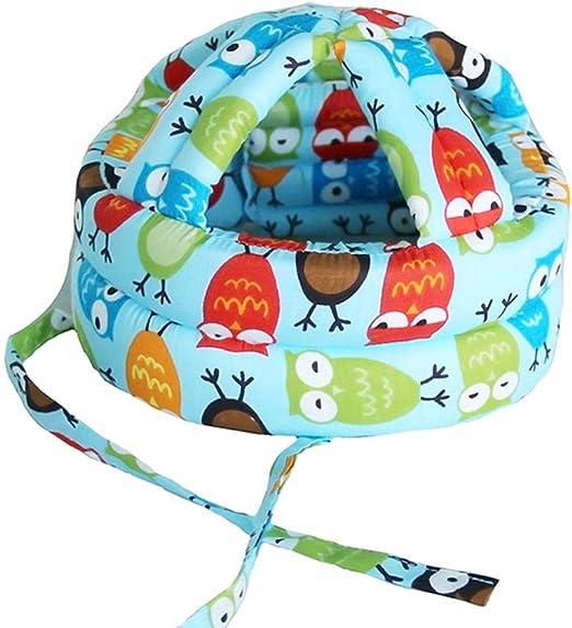 AOLVO - Casco de Seguridad para bebé, sin Golpes, capuchón para el ...