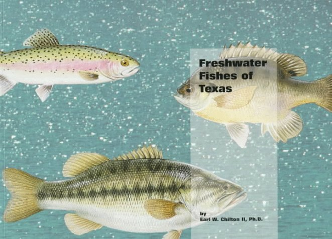 Ean 9781885696236 freshwater fishes of texas for Texas freshwater fish
