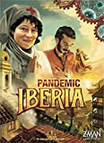 Z-Man Games Pandemic Iberia Limited Collectors Edition – Juego de mesa
