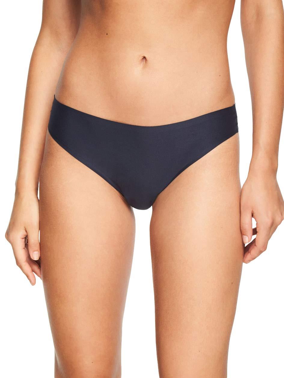Chantelle DE Women's Soft Stretch Thong Black (Schwarz 11) One Size 2649