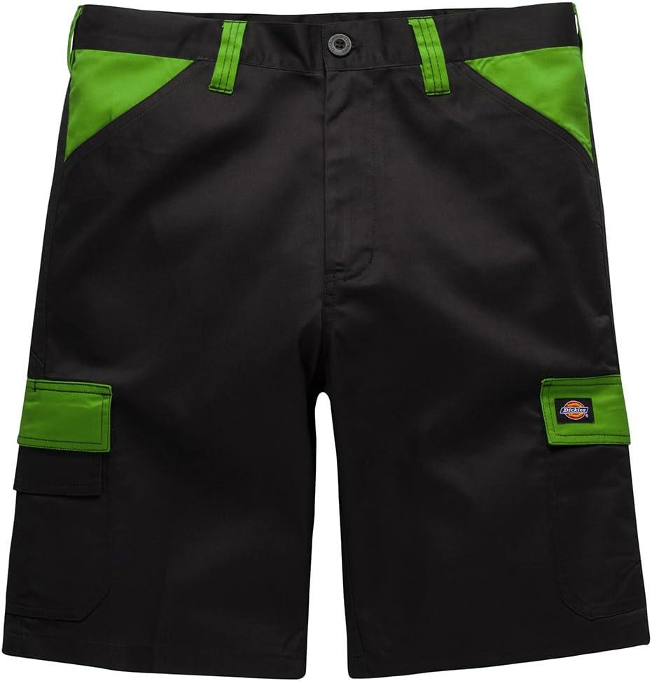 Dickies Shorts Everyday UK 36 Gr 52 wei/ß//grau