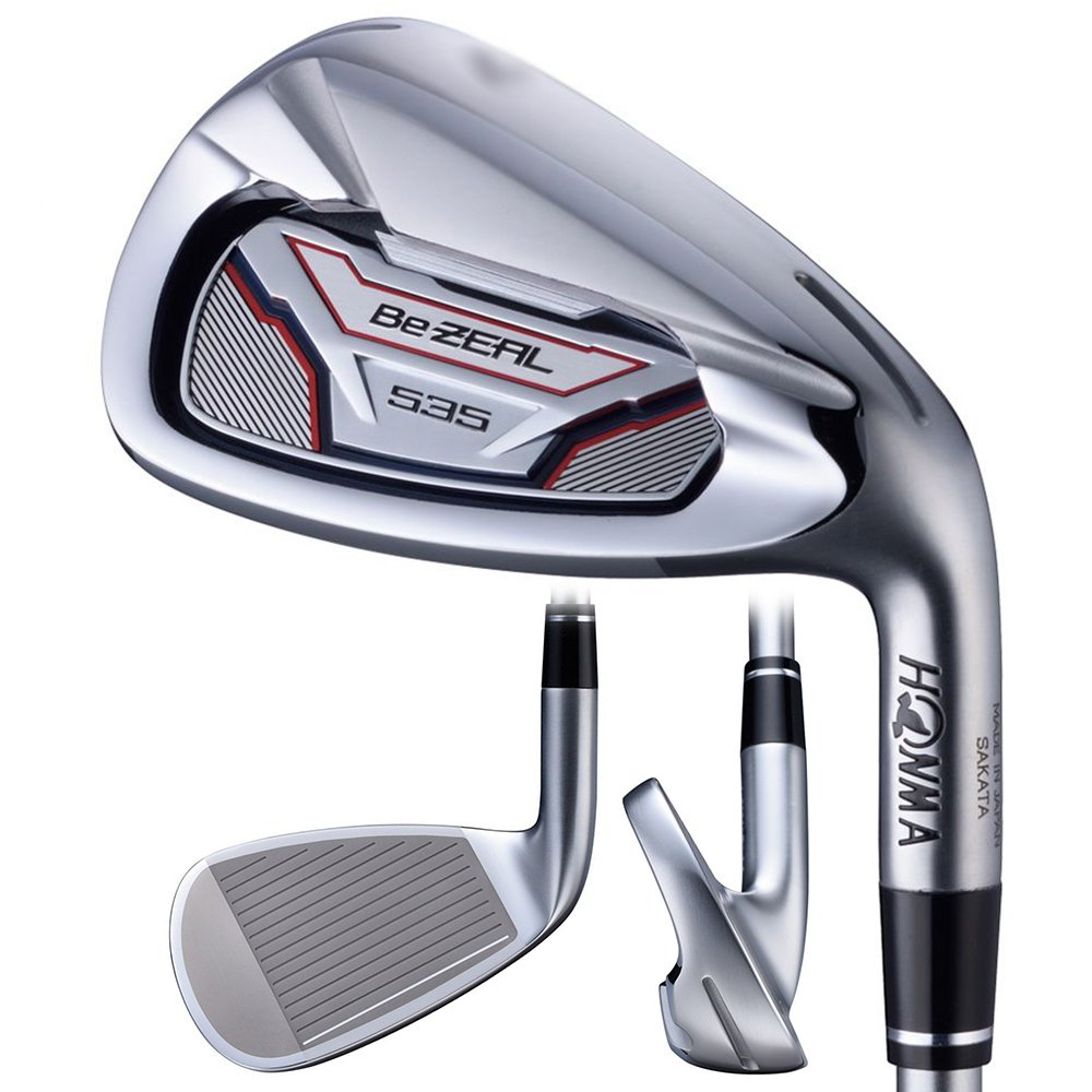 HONMA Be Zeal 535 Individual Iron 2018 Right 5 N.S. Pro Modus 950GH Steel Regular