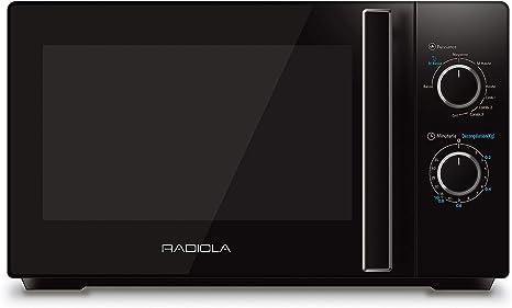 Radiola – Horno microondas grill – 25 litros – Microondas 900 W + ...