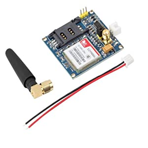 haoyishang SIM900 A extensión módulo de GSM/GPRS 900/1800MHz Junta