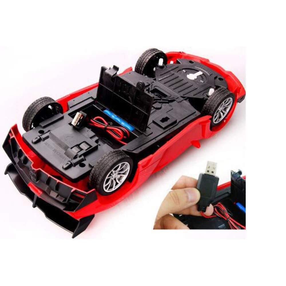 Adzpab Juguete Bateria De Juguete Adzpab Modelo De Coche De Control