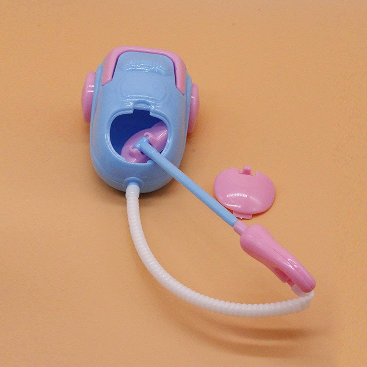 Al/éatoire cottonlilac Vadrouille Miniature Pelle /à poussi/ère Seau Brosse M/énage Outils De Nettoyage Ensemble Accessoires De Jardin De Maison De Poup/ée pour Poup/ées Barbie