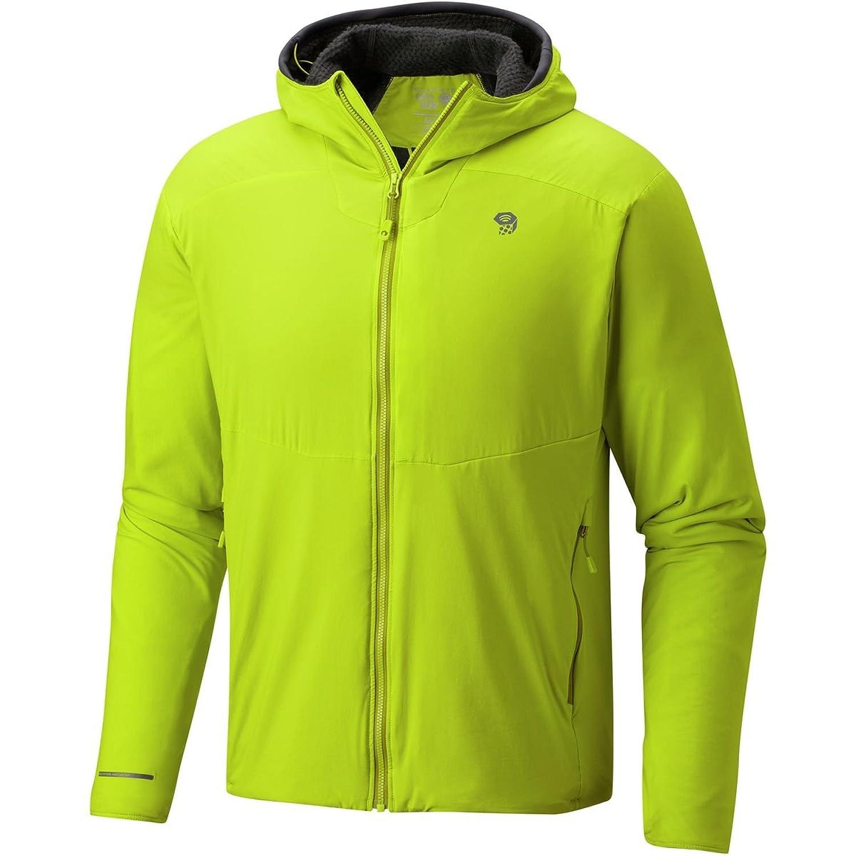 マウンテンハードウェア アウター ジャケット&ブルゾン ATherm Insulated Hooded Jacket Men's Fresh Bud kkj [並行輸入品] B076C718QJ XL