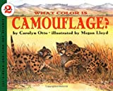 What Color Is Camouflage?, Carolyn B. Otto, 0064451607