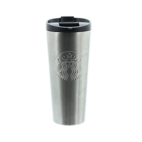 Starbucks - Vaso de acero inoxidable - 16 fl oz: Amazon.es ...