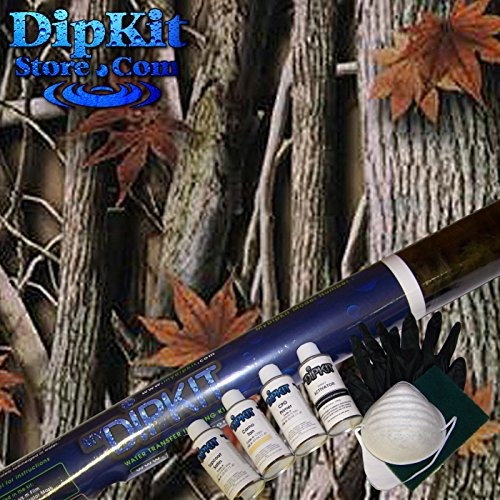 Hydrographics Dip Kit Store - DipKitStore - Water Transfer Printing – HC-33 - Woods Camo (Entry Level)