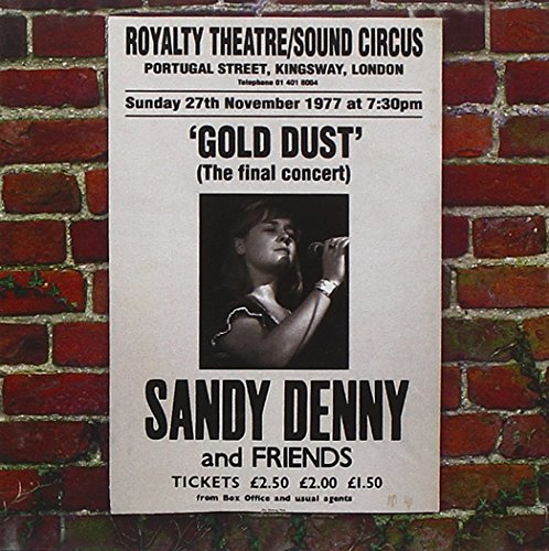 Gold Dust  Live At The Royalty Theater