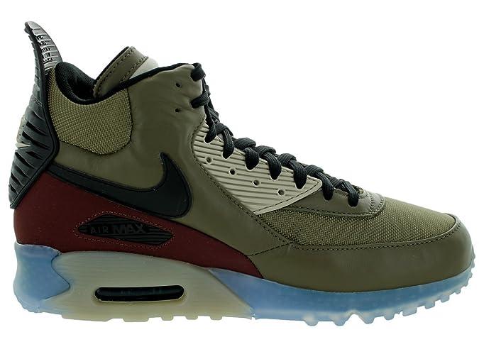 cute lace up in picked up Nike Men's - Air Max 90 Sneakerboot Ice *Rare* - Dark Dune Black Bark (UK  10)