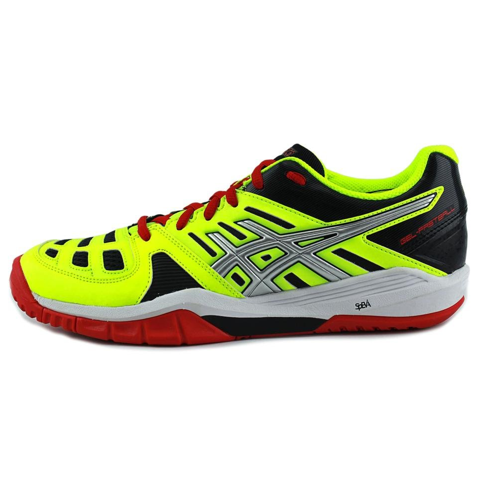 ASICS Gel Fastball Homme, Jaune (Flash YellowSilverFiery