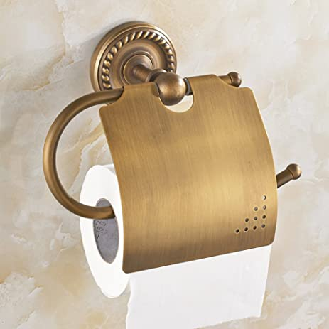 Amazon.com: bathroom tissue box/toilet paper holder/ hand towel tray ...