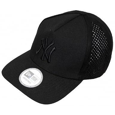 NEW ERA NY Yankees - Gorra Mono Perf Cap negro/negro Talla única ...