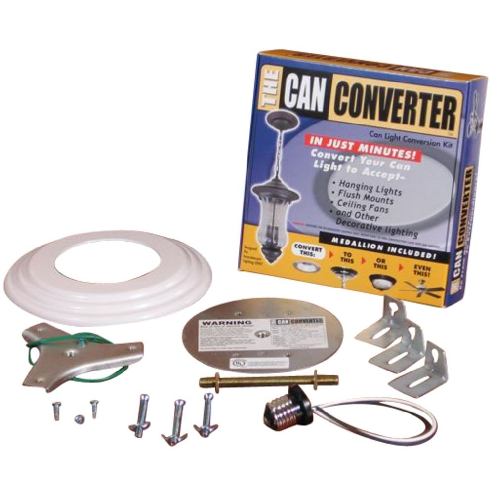 Can Light Conversion Kit >> Recessed Light Conversion Kit By Jsb Amazon Co Uk Diy Tools