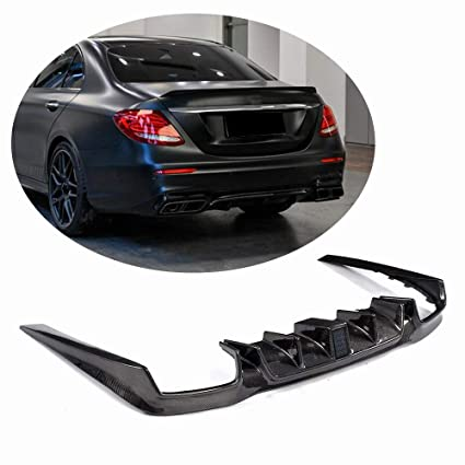 MCARCAR KIT Rear Diffuser fits Mercedes Benz W213 Sport Package E43