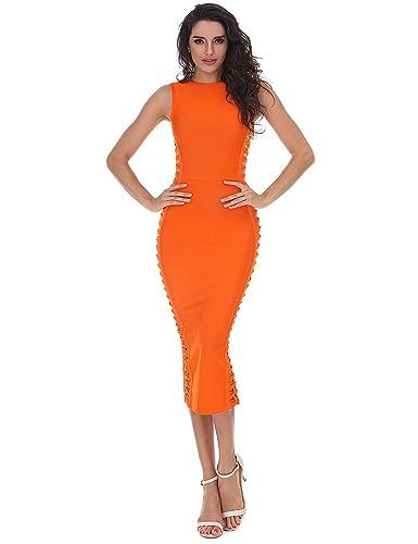 Adyce vestito elegante vestito stasera alla festa di natale di donne bandage-dress occasione banchet...
