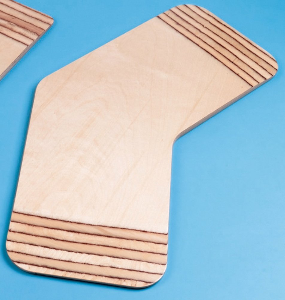 Eligible for VAT Relief in The UK Boomerang Curved NRS Healthcare Bariatric Transfer Board L62170