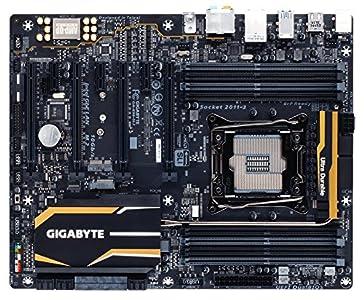 Gigabyte LGA2011-3 Intel X99 SLI ATX DDR4 3000 Motherboard GA-X99