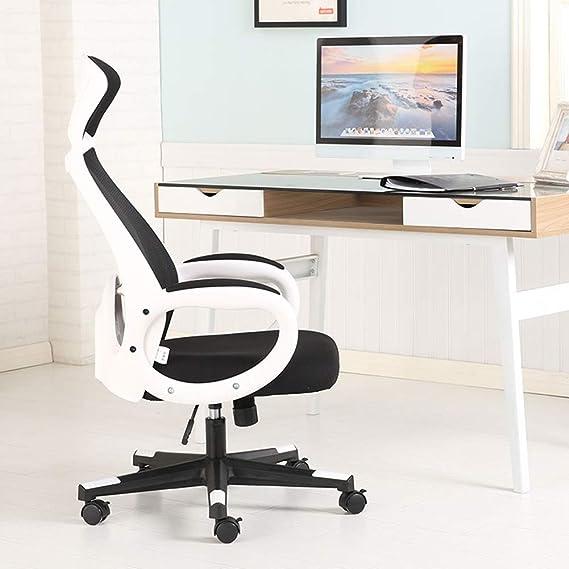 Amazon.com: Silla de oficina, silla de escritorio, silla ...