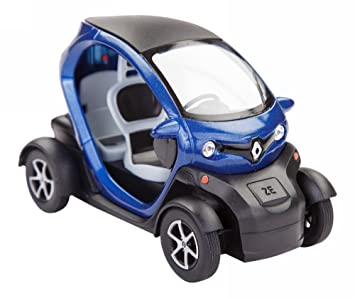 Buy Kinsmart Renault Twizy Blue Online At Low Prices In India Amazon In