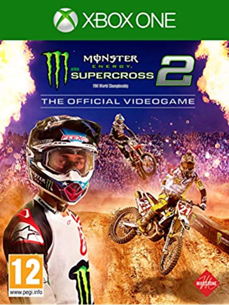 Monster Energy Supercross - The Official Video Game 2 - Xbox One ...